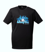 DONIC Bluefire Black T-Shirt 1