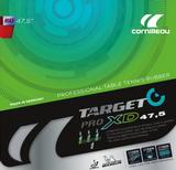 Cornilleau Target Pro XD 47.5 Rubber 1