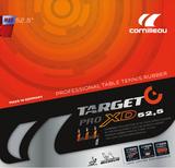 Cornilleau Target Pro XD 52.5 Rubber 2