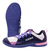 Xiom Footwork 4 White-Navy Shoes