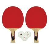 Butterfly Vortex 2 Racket Set 2