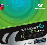 Rubber sheets for Combo Blade - Cornilleau Target Pro XD 47.5 Rubber (Only with 1 Combo Blade)
