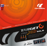 Rubber sheets for Combo Blade - Cornilleau Target Pro XD 52.5 Rubber (Only with 1 Combo Blade)