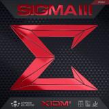 Xiom Sigma 3 Rubber