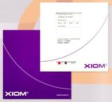 Xiom Omega 7 Tour i / 48 Rubber