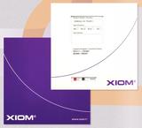Xiom Omega 7 Tour i / 50 Rubber