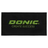 Donic Trix Towel Black Lime