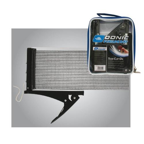 DONIC Schildkröt Team Clip On Net and Post Set Ping Pong Depot Table Tennis Equipment