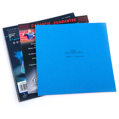 donic bluefire m3 rubber table tennis foam packaging