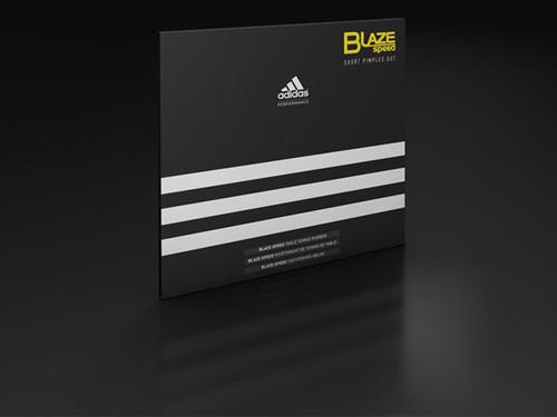Adidas BlazeSpeed Short Pips Rubber Ping Pong Depot Table Tennis Equipment