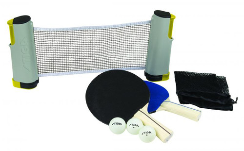 Stiga Retractable Set Anywhere Ping Pong Depot Table Tennis Equipment