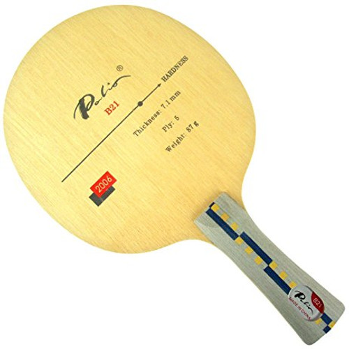 Palio B21 ALL+ Blade Ping Pong Depot Table Tennis Equipment