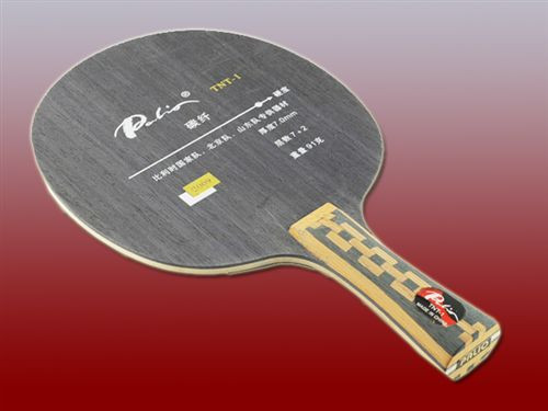 Palio TNT 1 OFF Blade Ping Pong Depot Table Tennis Equipment