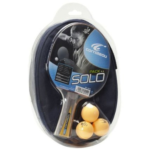 Cornilleau Solo Pack Gatien FL Racket Set Ping Pong Depot Table Tennis Equipment