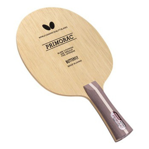 Butterfly Primorac Blade Ping Pong Depot Table Tennis Equipment