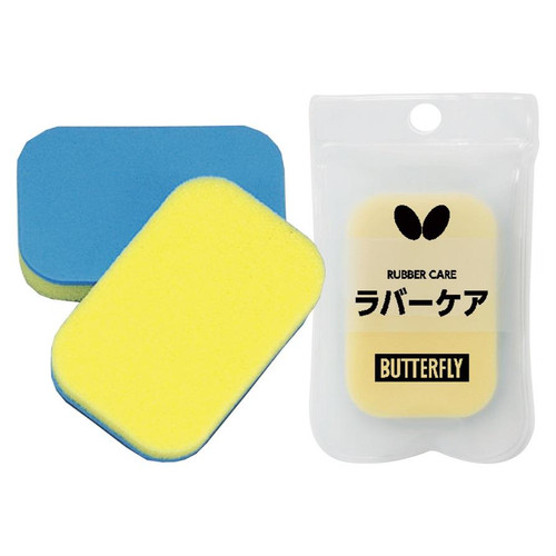 Butterfly Rubber Care Sponge Ping Pong Depot Table Tennis Equipment