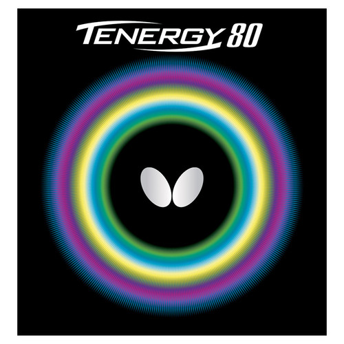 Butterfly Tenergy 80 Rubber 2.1 mm on special Ping Pong Depot Table Tennis Equipment