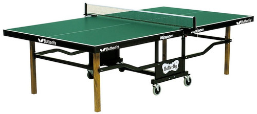 Butterfly Nippon Rollaway Table USA only Ping Pong Depot Table Tennis Equipment