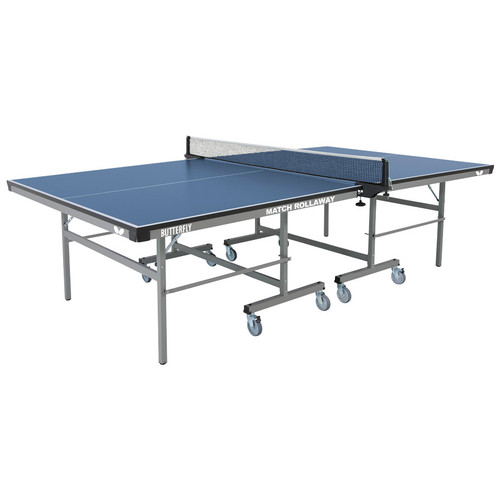 Butterfly Match 22 Rollaway Blue Canada only Ping Pong Depot Table Tennis Equipment