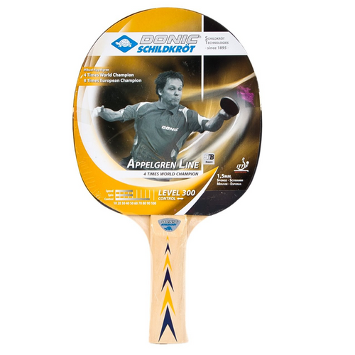 Donic Schildkröt Appelgren 300 Racket Ping Pong Depot Table Tennis Equipment