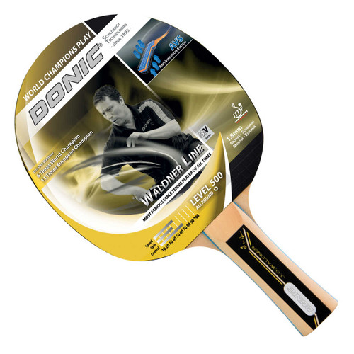 Donic Waldner 500 Racket Ping Pong Depot Table Tennis Equipment