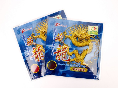 Rubber Sheet for Combo Blade   Palio Hidden Dragon Rubber Only with 1 Combo Blade Ping Pong Depot Table Tennis Equipment