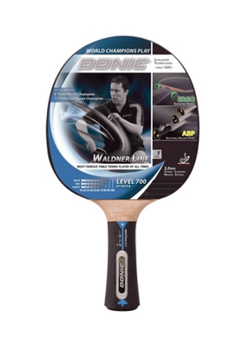 DONIC Waldner Level 700 Racket FL Ping Pong Depot Table Tennis Equipment