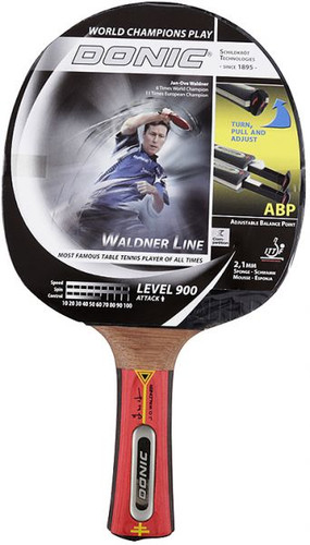 Donic Waldner 900 Level Racket Ping Pong Depot Table Tennis Equipment