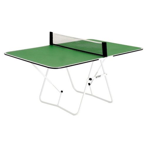 Butterfly Family Green Table, includes shipping and Net Canada Only Ping Pong Depot Table Tennis Equipment