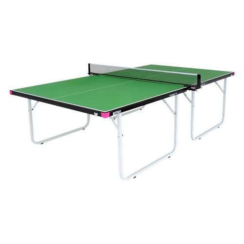 Butterfly Compact Indoor Green Table, includes shipping and Net Canada Only Ping Pong Depot Table Tennis Equipment