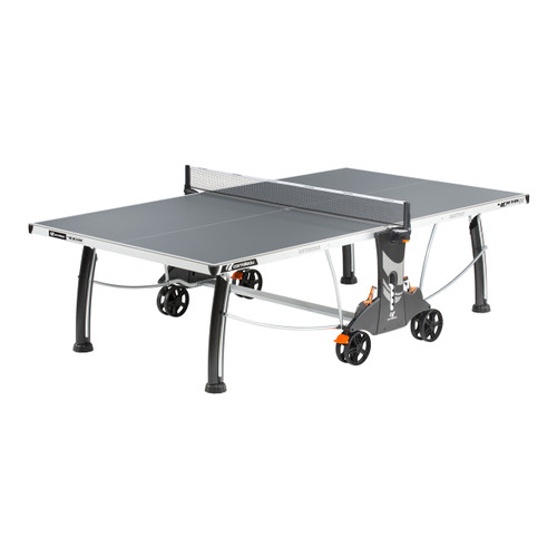 Cornilleau Performance 400M Crossover Indoor/Outdoor Grey Table USA Only Ping Pong Depot Table Tennis Equipment