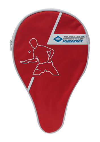 Donic-Schildkröt Classic Racket Cover Red