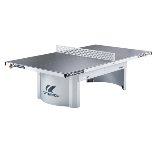 Cornilleau Pro 510 M Outdoor Grey Table USA Only Ping Pong Depot Table Tennis Equipment