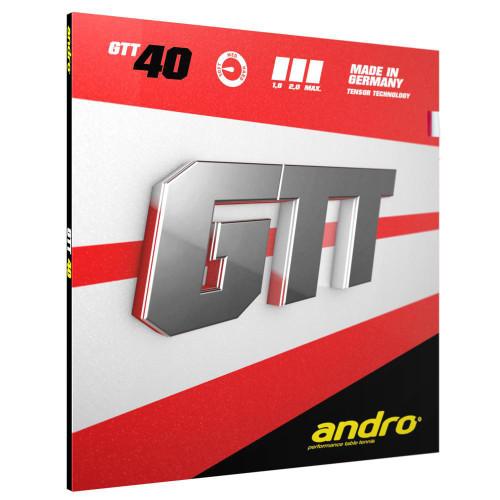 Andro GTT 40 Rubber Ping Pong Depot Table Tennis Equipment