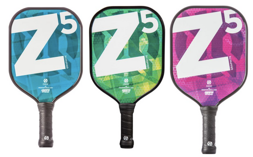Onix Graphite Z5 New Colors Ping-Pong Depot Pickleball Equipment
