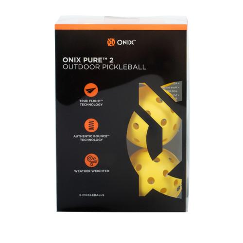 Onix Pure 2 Outdoor balls (6)