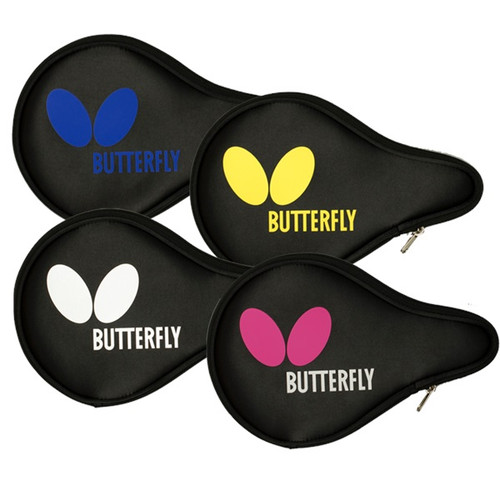 Butterfly Logo Full Racket Case Ping Pong Depot Table Tennis Equipment