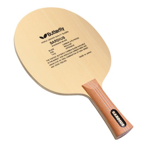 Butterfly Sardius FL Blade Ping Pong Depot Table Tennis Equipment