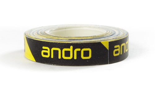 andro CI 10mm - 5m Edge tape   Ping Pong Depot Table Tennis Equipment