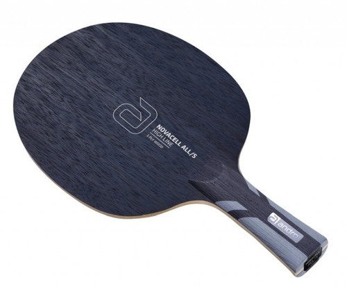 andro Novacell ALL/S Blade  Ping Pong Depot Table Tennis Equipment
