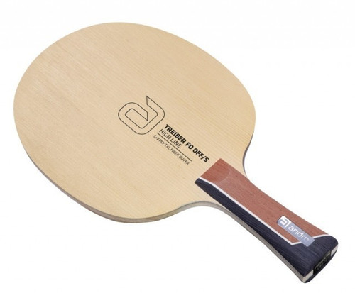 andro Treiber FO OFF/S Blade  Ping Pong Depot Table Tennis Equipment