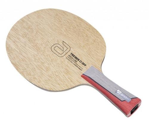 andro Treiber CI OFF  FL Blade  Ping Pong Depot Table Tennis Equipment