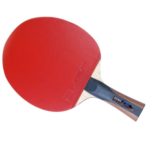 GEWO CS Energy Carbon Racket Ping Pong Depot Table Tennis Equipment