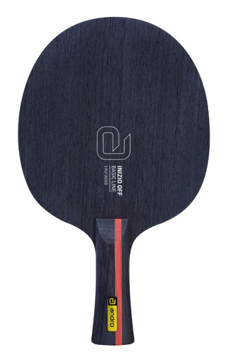 Andro Inizio OFF blade Ping Pong Depot Table Tennis Equipment