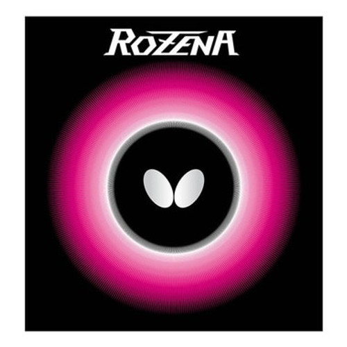 Butterfly Rozena Rubber Ping Pong Depot Table Tennis Equipment