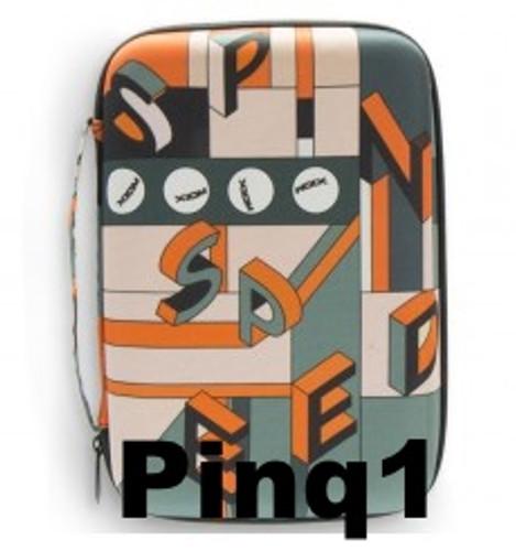 Xiom Russo Square Racket Case Pinq1 Ping Pong Depot Table Tennis Equipment