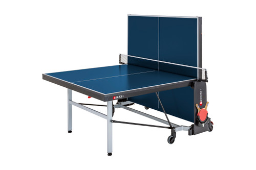 Sponeta S 5-73 i 22mm Indoor Blue Table - FREE Ship & Net (Canada only) Ping Pong Depot Table Tennis Equipment