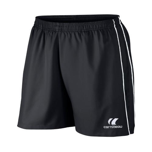Cornilleau Move Black/White Shorts Ping Pong Depot Table Tennis Equipment