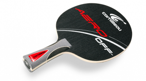 Cornilleau Aero OFF  Blade Ping Pong Depot Table Tennis Equipment