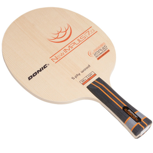 DONIC Impulse 7.0 blade FL Ping Pong Depot Table Tennis Equipment 2